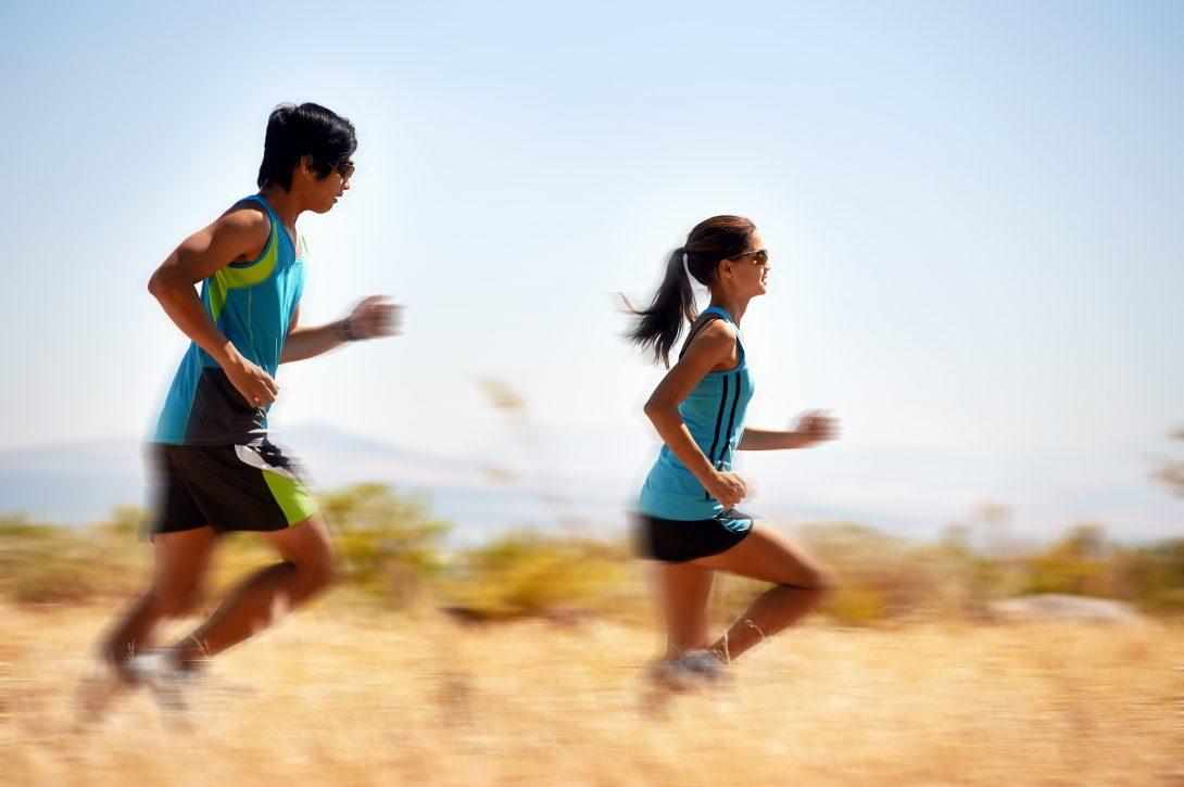 Extensieve beweging hardlopen. Meer over gezond leven lees je in dit e-boek.