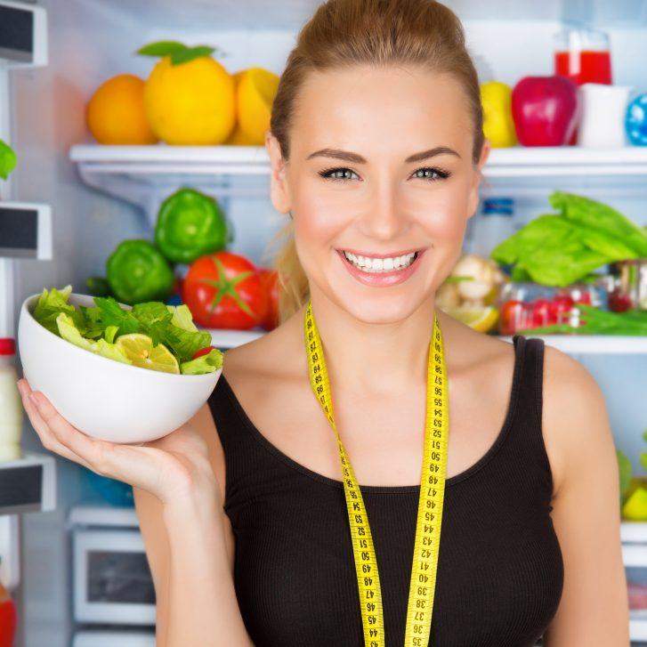 Gezond-eten-en-interval-training. Meer weten? Lees het e-boek Gezond in 10 stappen.