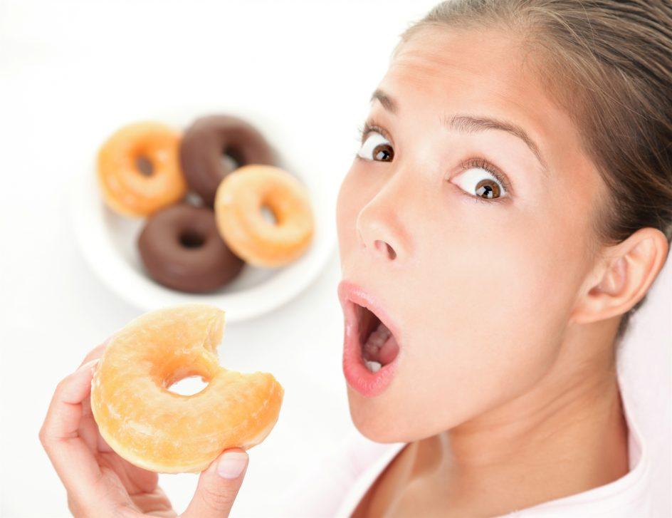 Teveel calorieën. Ongezonde en gezonde calorieën. Meer weten? Download E-boek Gezond in 10 Stappen.