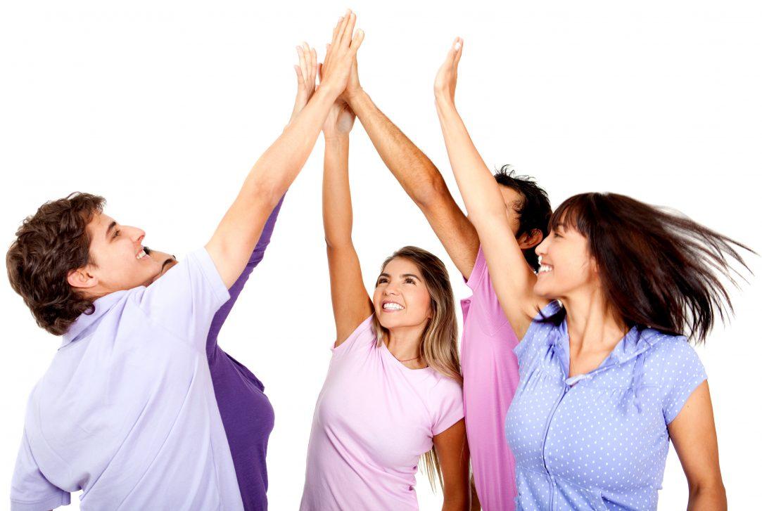 Omgeving en succes. Meer weten? Download het e-boek Van Stress Naar Geluk