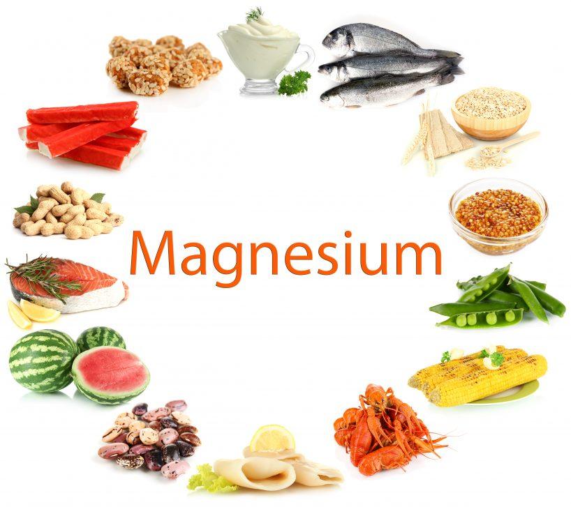 Mineraal magnesium. Meer over gezond eten lees je in het e-boek Gezonde Voeding