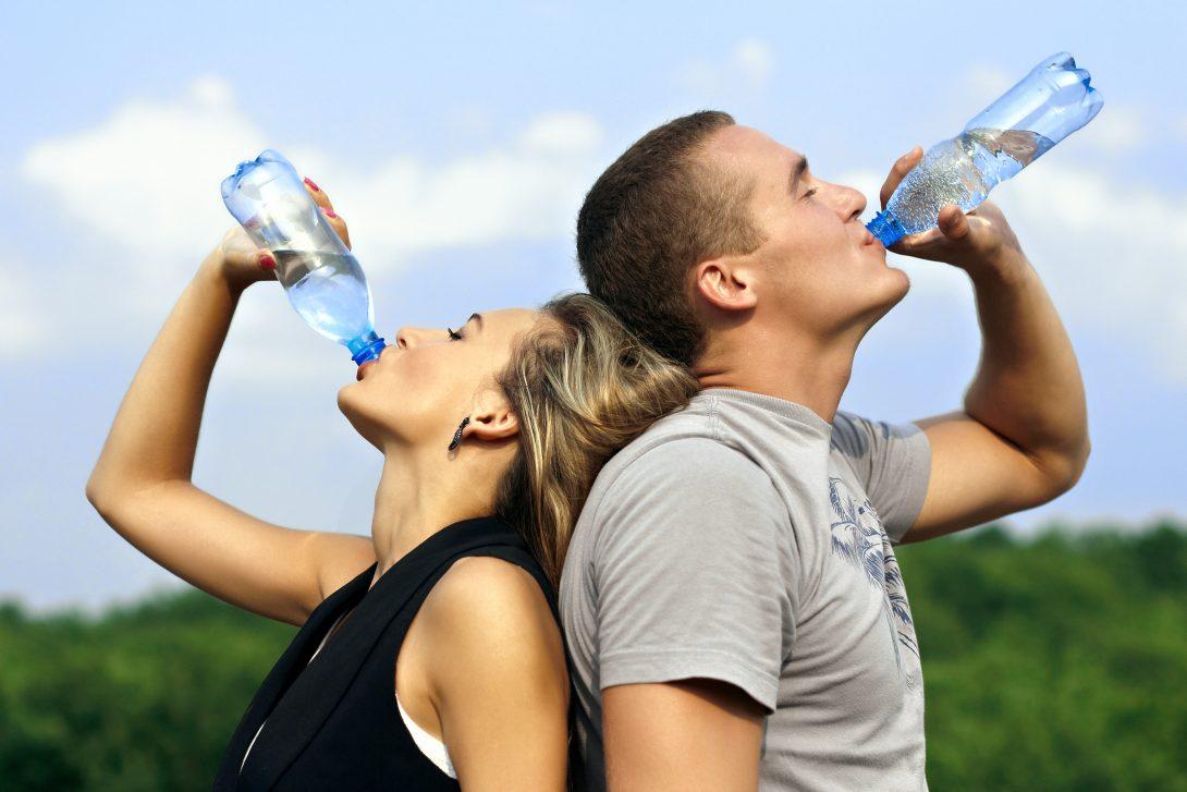 Drinktips om gewicht te verliezen. Meer weten? Download het e-boek Gezond in 10 stappen