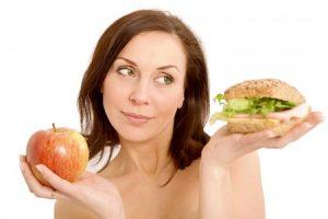 gezonde levensstijl niet gemakkelijk