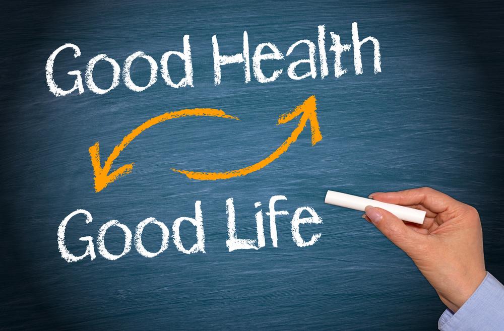 Goede gezondheid