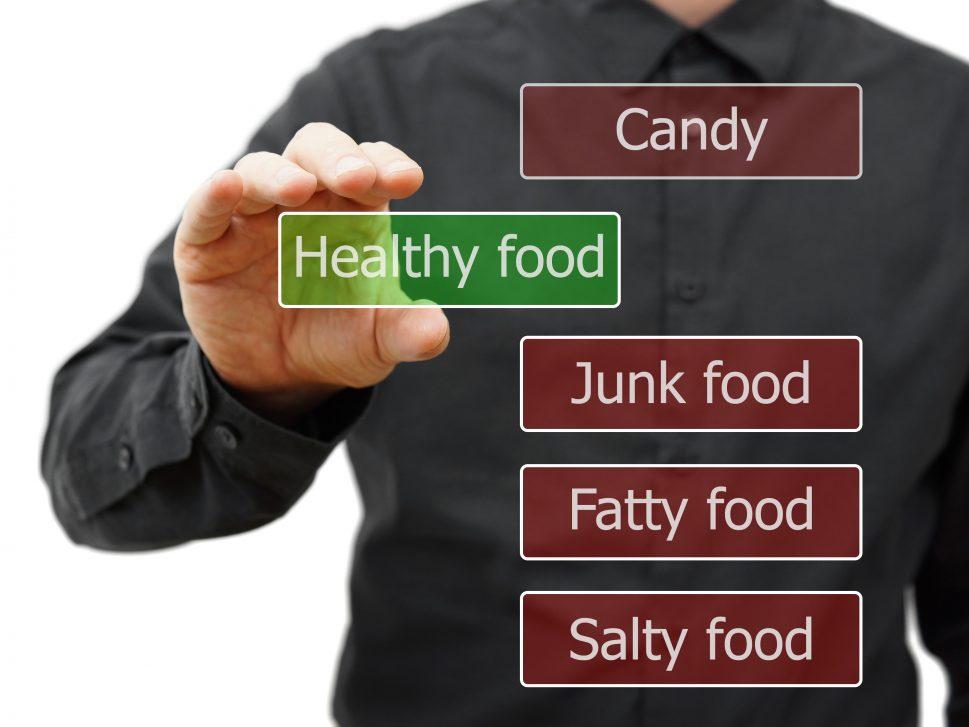 Hoe doorbreek je slechte eetgewoonten? Meer info? Lees het e-boek Gezond In 10 Stappen