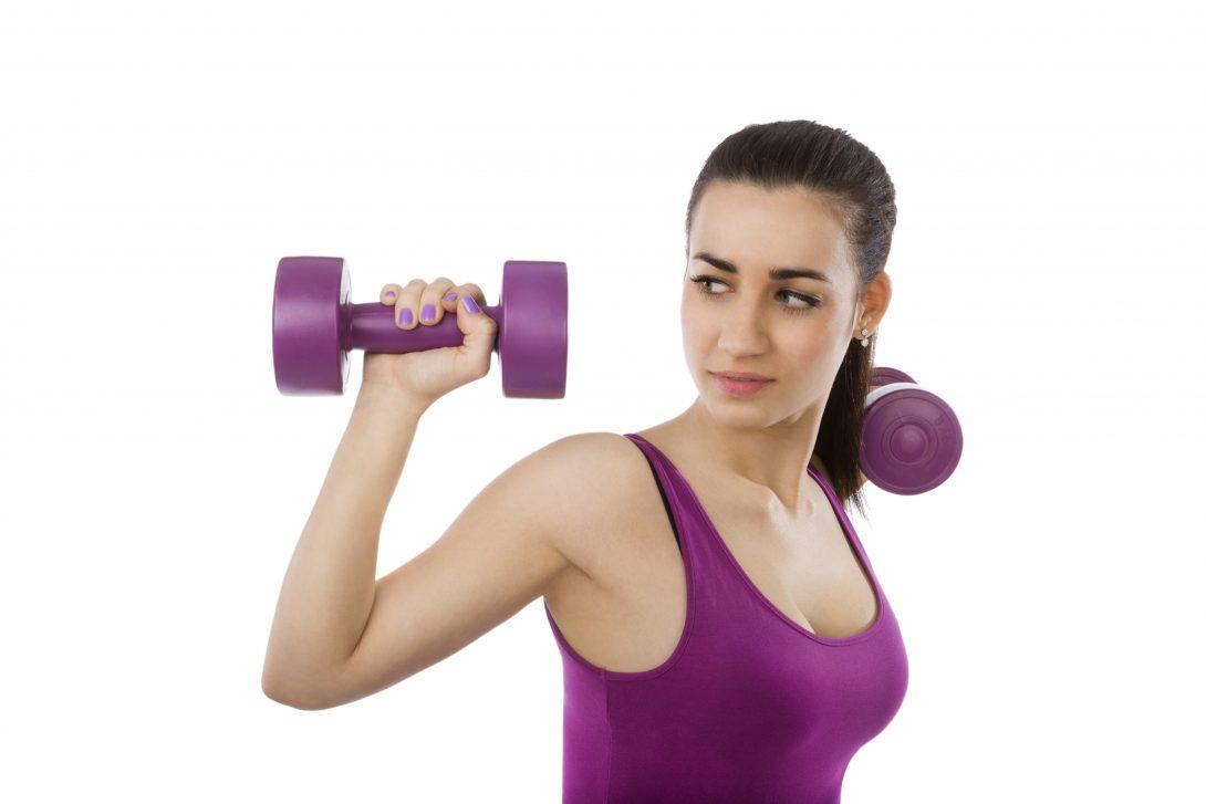 Geen dieet maar spieren om af te vallen. Meer hierover in dit e-boek.