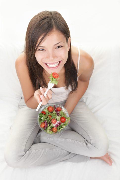 Afvallen zonder een dieet. Meer weten? Download het e-boek Eerste Hulp bij Verantwoord Afvallen