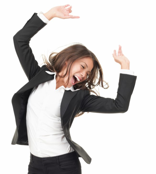 Gelukkig zijn. Wie wil dat nou niet? Meer over geluk en succes lees je in het e-boek Wat Je Denkt Ben Jezelf