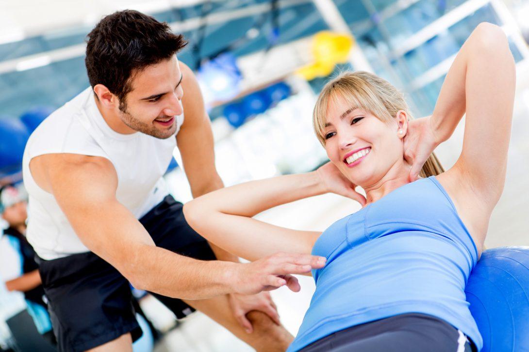 Fitnessen voor een mooi figuur. Meer weten over gezond leven? Lees het e-boek Gezond In 10 Stappen.