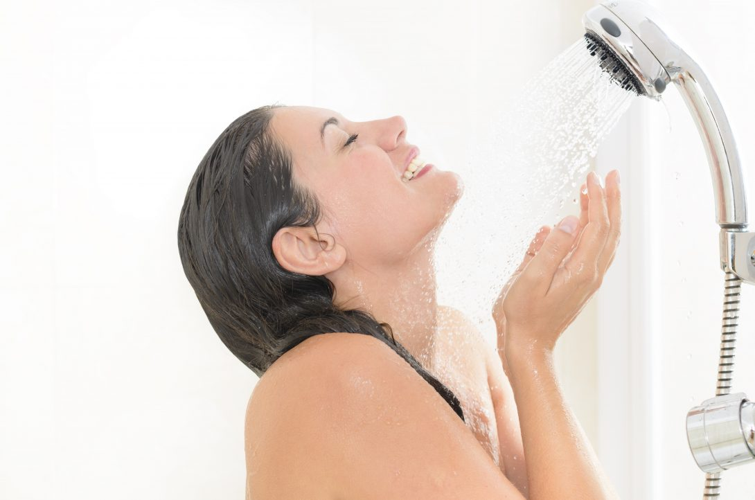 Koude douche, gezonde gewoontes. Meer weten? Download het e-boek Gezond in 10 stappen