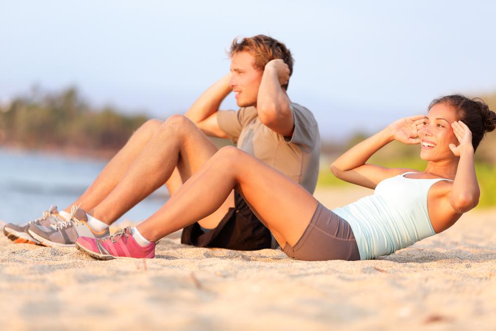 Snel afvallen met deze 10 oefeningen. Wil jij ook? Lees het e-boek Eerste Hulp bij Verantwoord Afvallen