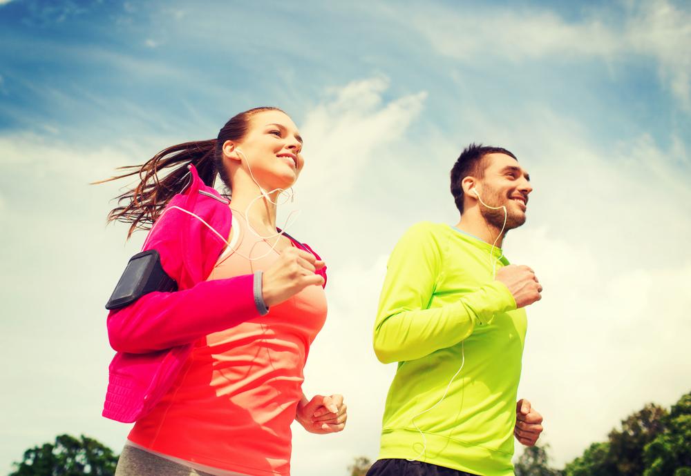 Lichamelijk actief. Meer weten over gezond leven? Lees het e-boek Gezond In 10 Stappen.