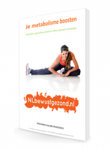 je metabolisme boosten eboek