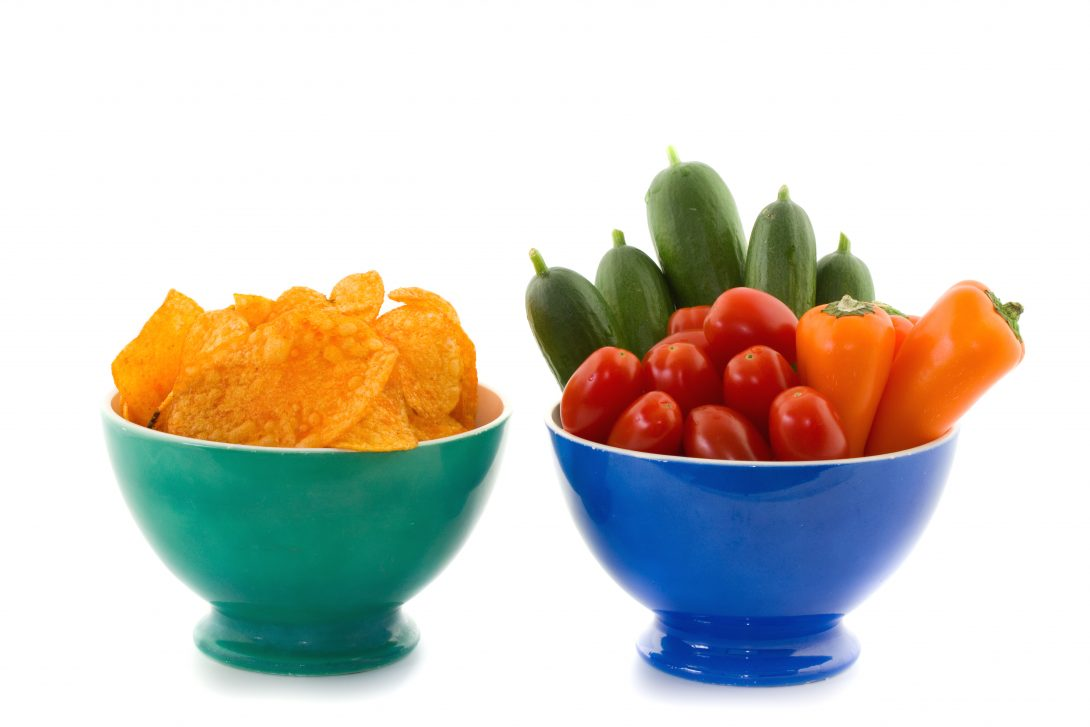 Eten waarvan je blijft eten. Liever gezond? Download ook het e-boek Gezond in 10 stappen.