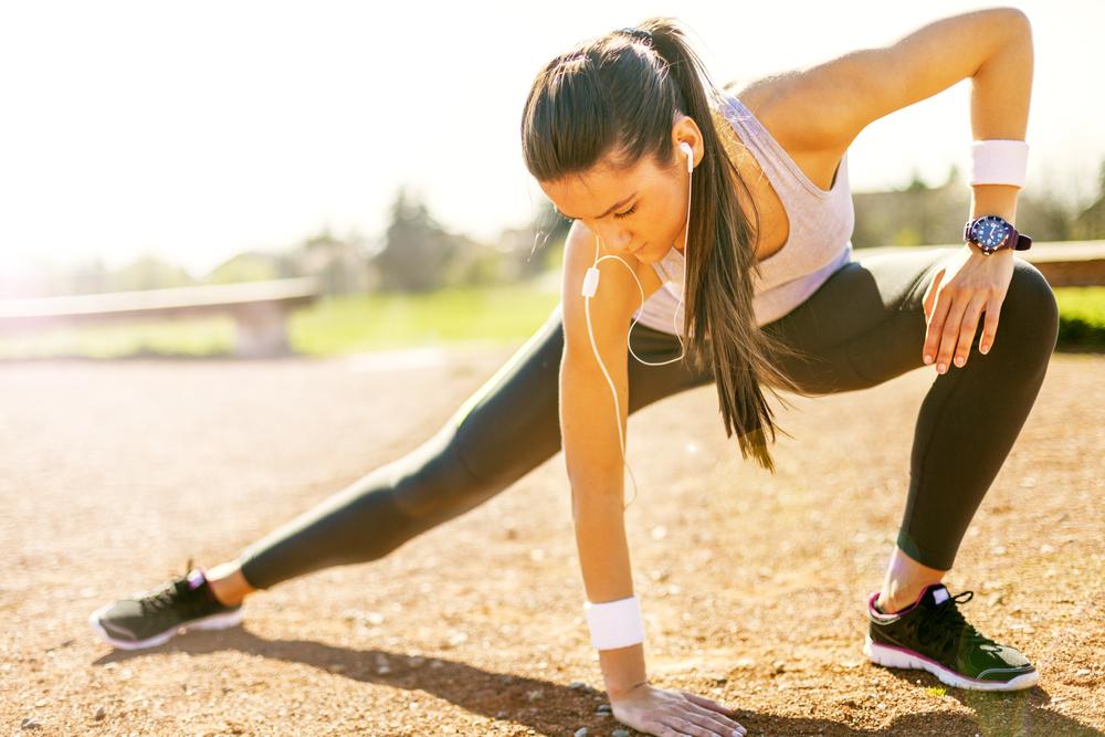 Sporten volhouden. Meer weten over gezond leven? Lees dan het e-boek Gezond In 10 Stappen