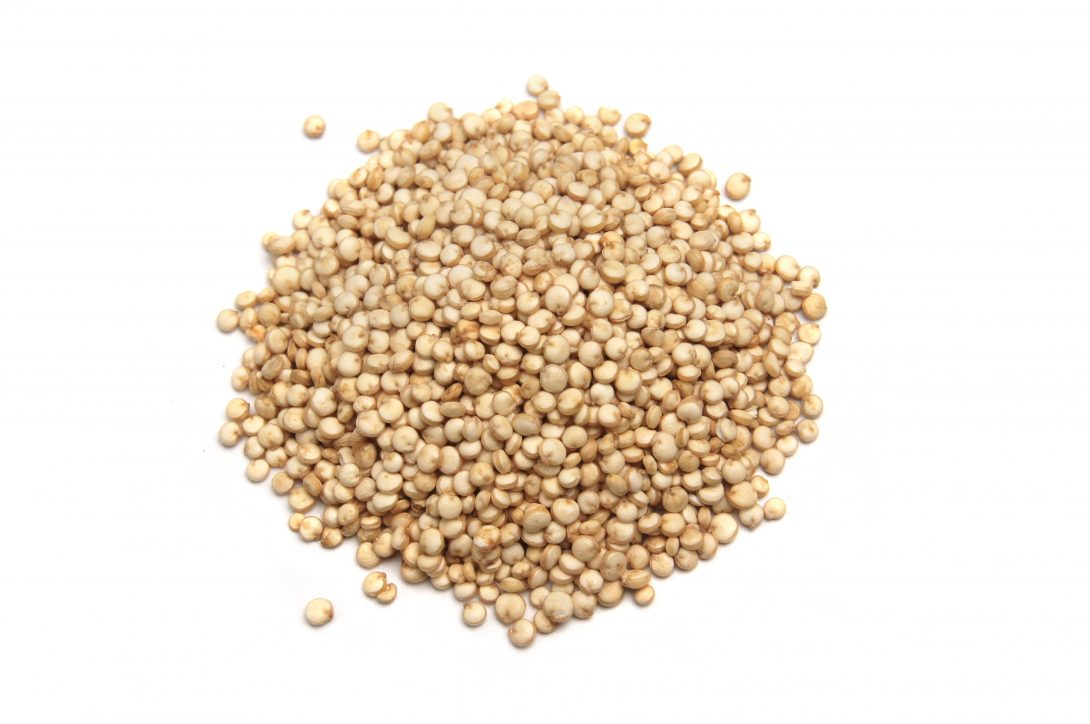 Quinoa, super gezond. Meer weten? Lees het e-boek Gezonde Voeding.