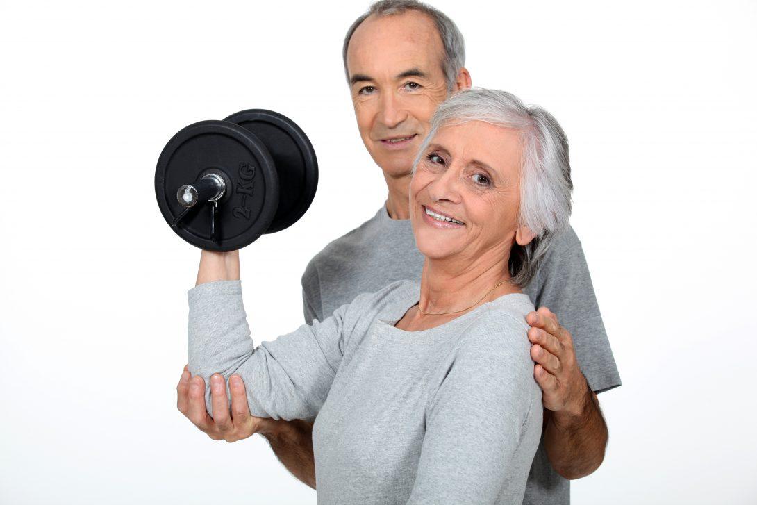 Langer leven. Meer weten over gezond leven? Download het e-boek Gezond in 10 stappen.