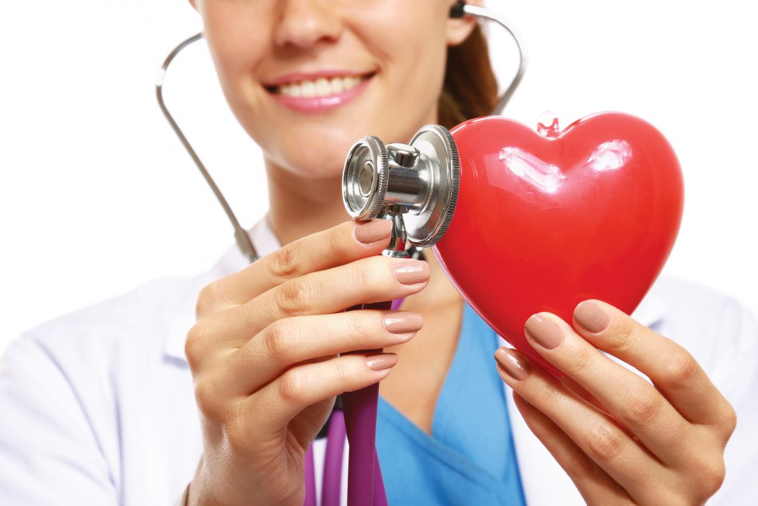 Bewegen goed voor je hart. Meer weten? Lees het e-boek Gezond in 10 Stappen
