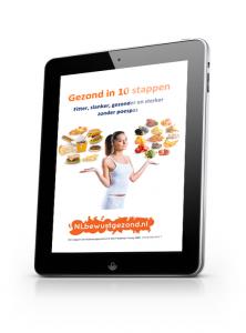 Gezond in 10 stappen ebook