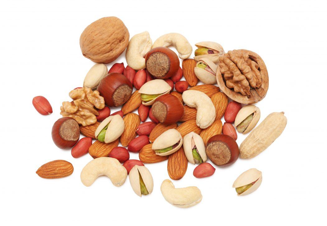 Gezonde voedingsmiddelen, noten. Meer weten? Download het e-boek Gezond in 10 stappen.