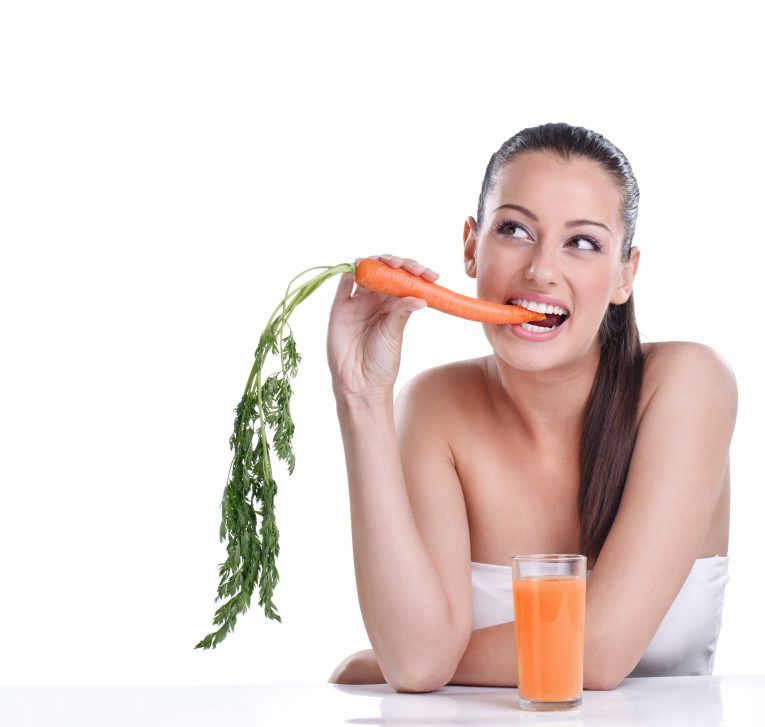 Gezonde voedingsmiddelen. Wortel. Meer weten? Download het e-boek Gezond in 10 stappen.