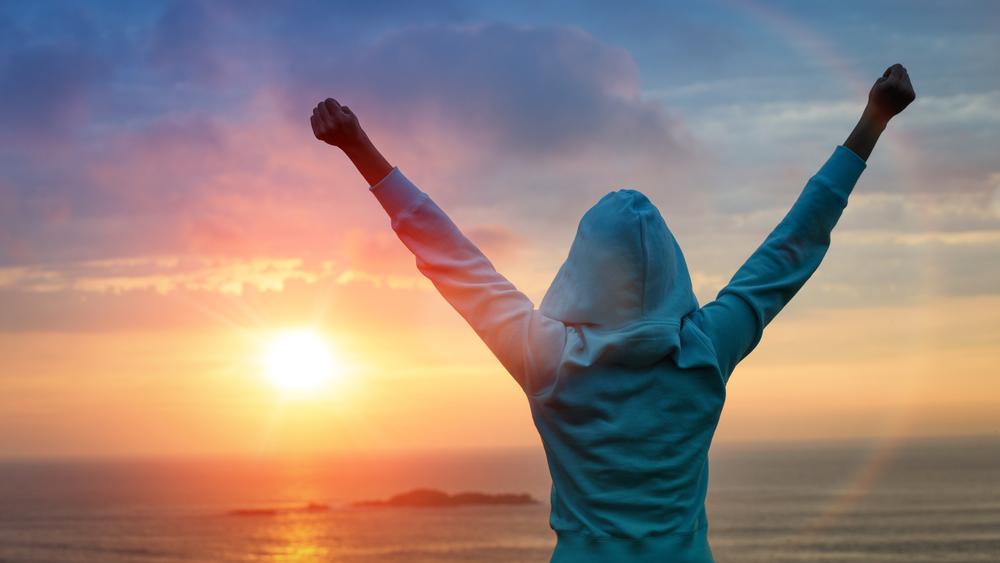 Succesvoller aan je dag beginnen. Meer weten? Lees het e-boek Wat Je Denkt Ben Jezelf.
