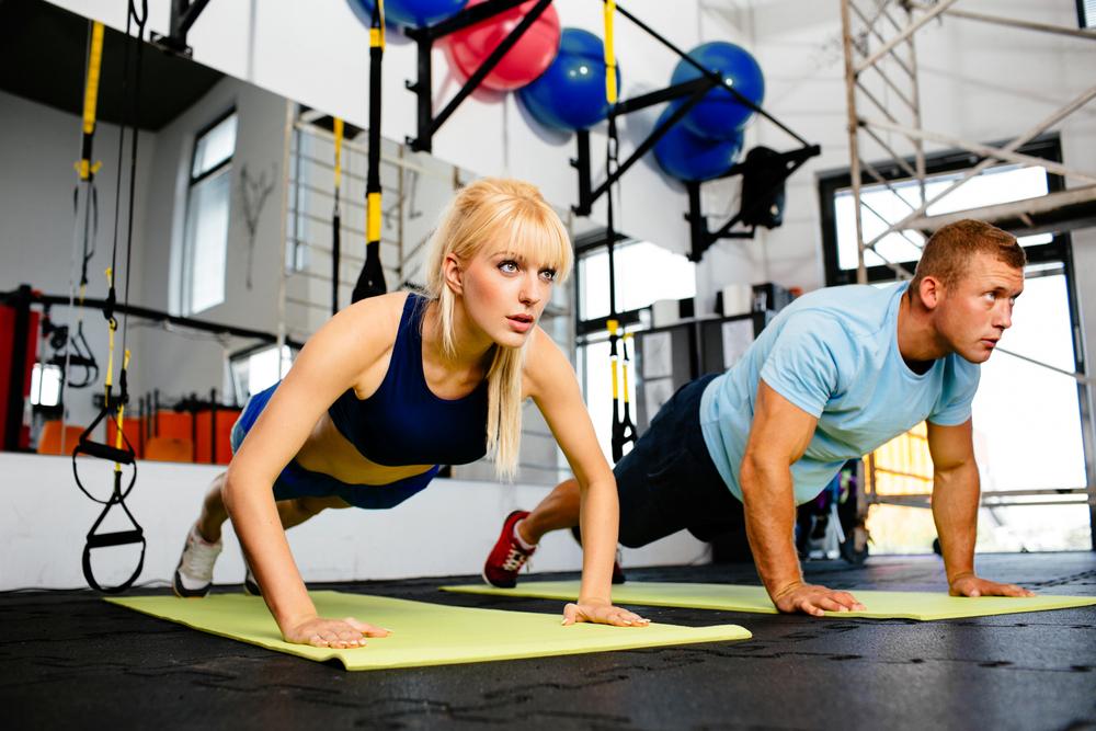 Push up voor een gezonder hart. Meer over gezond leven lees je in het e-boek Gezond In 10 Stappen